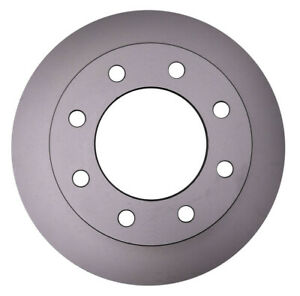 Disc Brake Rotor-Coated Front ACDelco Advantage 18A927AC