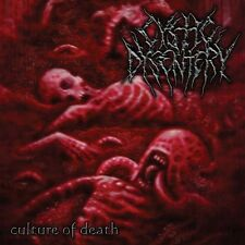 CYSTIC DYSENTERY Culture of Death CD NEW!