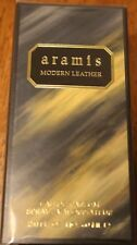 ARAMIS MODERN LEATHER Eau de Parfum Spray 2.0 oz Sealed NIB