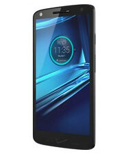 Motorola Droid Turbo 2 MOTXT1585 (32GB) Black Soft Grip - Verizon