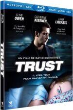 Blu Ray : TRUST [ Clive Owen, Catherine Keener, Liana Liberato ] NEUF cellophané