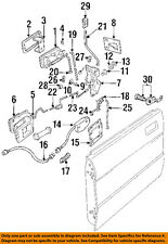 LAND ROVER OEM 95-98 Discovery Front Door-Lock Actuator Motor AMR3384