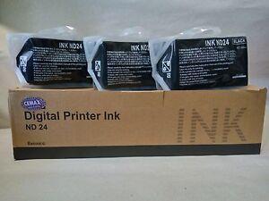 3 Duplo ND14 ND24 Compatible Inks DP DP330 DP430 DP440 DP2530 DP2930 ND-14 ND-24