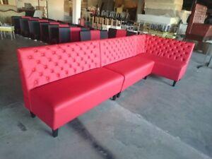 Modern corner sofas for restaurants, bars, clubs, caffe shops.