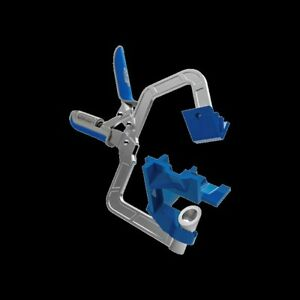 Kreg 90° Corner Clamp with Automaxx Woodworking Tools KHCCC