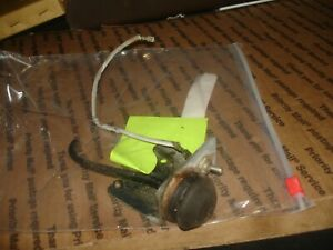Jiffy Model 30 on off switch primer    ice auger part bin 326