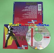 CD ROCK '70 compilation 1998 TOTO SANTANA RAM JAM MEAT LOAF E.L.O. (C25) no mc