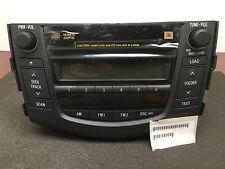GENUINE TOYOTA 11822 JBL HEAD UNIT FOR RAV4 2006, 07, 08, 09, 10, 11, RADIO / CD