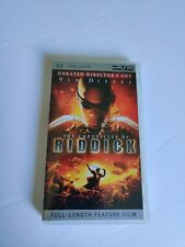 The Chronicles Of Riddick Unrated Umd For Psp