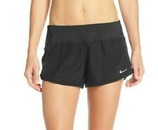 Nike Crew Shorts Black Women's Size M 8320