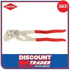 "Knipex 10"" 250mm Pliers Wrench - Adjustable Spanner - Multi-Grips - 8603250"