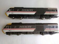 Hornby OO Intercity 125 HST IC swallow livery Power and Dummy Car Neville Hill