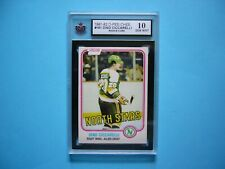 1981/82 O-PEE-CHEE NHL HOCKEY CARD #161 DINO CICCARELLI ROOKIE KSA 10 GEM MT OPC