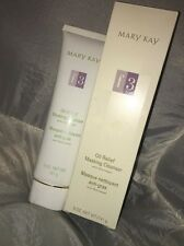 Mary Kay OIL RELIEF Masking Cleanser F3 5 oz Full Size NIB