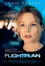 FLIGHTPLAN Movie POSTER 27x40 B Jodie Foster Peter Sarsgaard Sean Bean Marlene