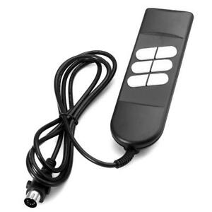 6 Button,5 pin Okin Limoss Remote Hand Control for Power Recliner or Lift Chair