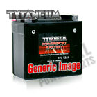 TYTANEUM High-Perf Activated Battery Harley FXDB-D Dyna Glide Daytona (1992)
