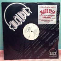 "Mobb Deep - Get Away - 12"" Single Vinyl Mix PROMO Record  OG Press (2002)"
