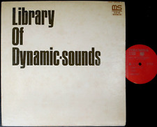 LIBRARY OF DYNAMIC-SOUNDS pcm promo 2LP japan jazz funk breaks AKIRA ISHIKAWA