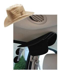 Car Hat Holder Saver Kwik Stick Akubra Hard Helmet Spring Loaded Free Hat Cover