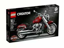 LEGO 10269 Harley Davidson Fat Boy Creator Expert Motorrad Bike