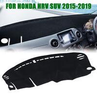 For Honda HRV SUV 2015-2019 Car Dashmat Dash Mat Dashboard Cover Carpet Pad