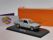 "Maxichamps 940025472 # BMW 323i E21 Baujahr 1975 in "" light blaumetallic "" 1:43"
