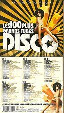 EDITION COLLECTOR 5 CD - LES 100 PLUS GRANDS TUBES DISCO / CERRONE, BARRY WHITE