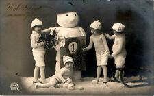Spielzeug- & Kinder-Ansichtskarten vor 1914 aus Deutschland