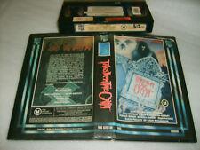 Vhs *TALES FROM THE CRYPT(1972)* Mega Rare CBS/FOX Australian Original 1st Issue