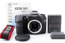 CANON EOS 50D 15.1MP Digital SLR Camera Black Body From Japan 1801617128