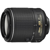 Nikon AF-S DX NIKKOR 55-200mm f/4-5.6G ED VR II Lens - Refurbished