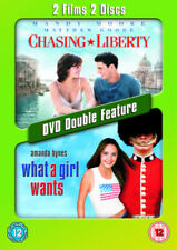 Chasing Liberty/What a Girl Wants DVD (2006) Amanda Bynes