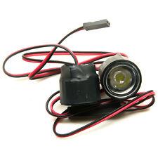 3W Universal 3.7-24V LED Flash Head Led lights Lamp for RC 1/10 Model Drift Car