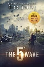 The 5th Wave: The 5th Wave 1 by Rick Yancey (2015,Paperback, Movie Tie-In)SIGNED