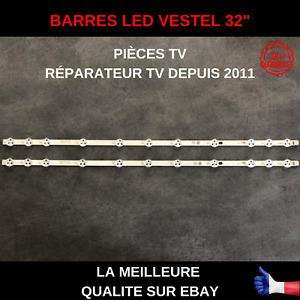 VES315WNDL-01 VES315WNDA-01 BARRE LED VESTEL KIT CONTINENTAL EDISON CE32CDLED3