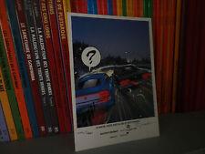 Ex-libris Michel Vaillant - Numéroté et signé - Philippe Graton - BD