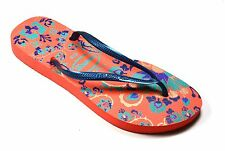 Havaianas Women Slim Paradiso Flip Flop Rubber Sandals 4127448 New with Tag