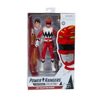 Power Rangers Lightning Collection Lost Galaxy Red Ranger Figure NEW IN STOCK
