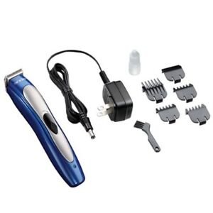 Andis LITHIUM ION CORDLESS or Corded Use RECHARGEABLE Trimmer/Clipper & COMB SET