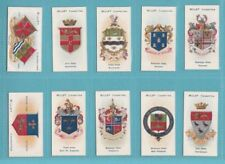 Arms/Crests UK Issue Collectable Will's Cigarette Cards (1918-1939)