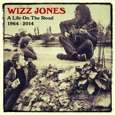 Wizz Jones A Life On The Road 1964 - 2014 Greatest Hits New CD + 16 page booklet
