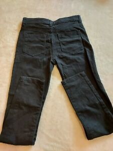 Boys Skinny Dark Denim Jeans Age 10/11 BNWOT