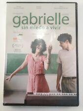 GABRIELLE Sin Miedo A Vivir - DVD French Film By Louise Archambault /Spanish Sub