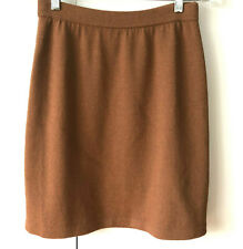 St John collection by Mary brown santana knit skirt wool blend  sz 2-4