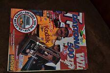1992 Daytona Int.l Speedway, DAYTONA 500 Program Feb. 16, 1992, w-Patch & Lineup