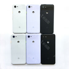 Battery Cover Rear Housing Panel Back Door Case Kit for Google Pixel 3a/3a XL