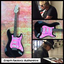 GFA George Lynch Don Dokken Band * DOKKEN * Signed Electric Guitar PROOF ADM COA