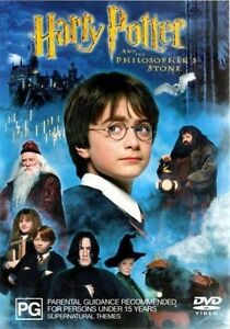 Harry Potter And The Philosophers Stone (DVD, 2005) *2 Discs