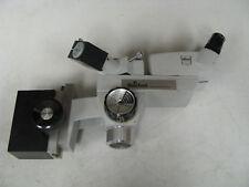 Reichert Stereozoom Microscope Head 15x WF Eyepieces- ITEM H10
